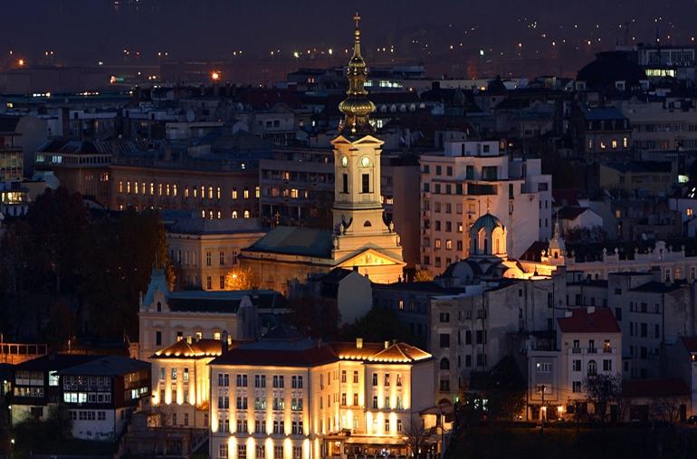 Special city break in Belgrade