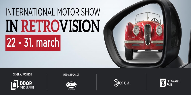 54th INT. MOTOR SHOW